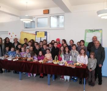 Dani kruha i zahvalnosti za plodove zemlje u OŠ Veselka Tenžere Uzdol
