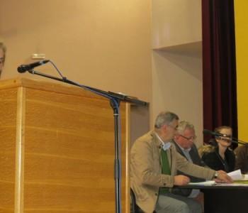 FOTO: Održana Javna rasprava o nacrtu Proračuna općine Prozor Rama za 2015. godinu