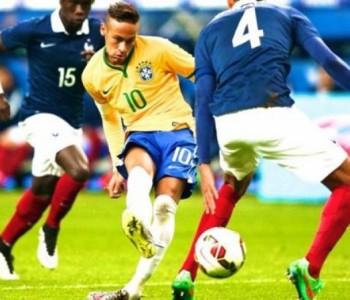 Brazil pobijedio Francusku u Parizu