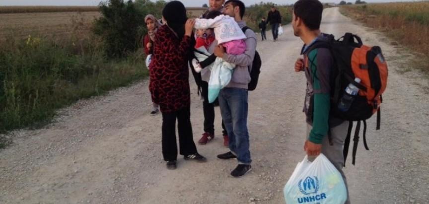 Prve izbjeglice stižu u Hrvatsku