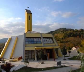 Proslava blagdana sv. Ivana Krstitelja zaštitnika župe Uzdol 24. lipnja 2014.