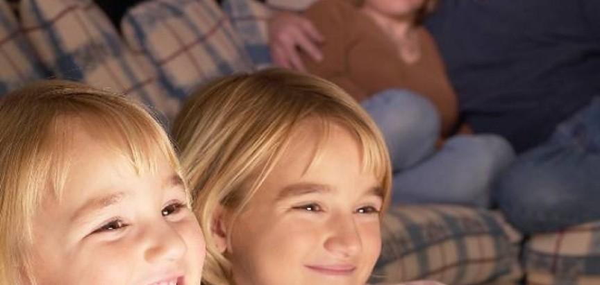 Televizija negativno utječe na govor djece