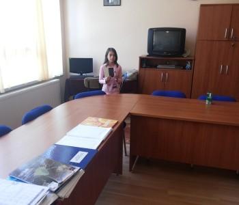 Ivana Barešić  –  1. nagrada za najoriginalniji rad