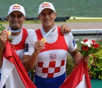 Oni su se pripremali na Ramskom jezeru: Martin i Valent Sinković obranili naslov svjetskih prvaka!