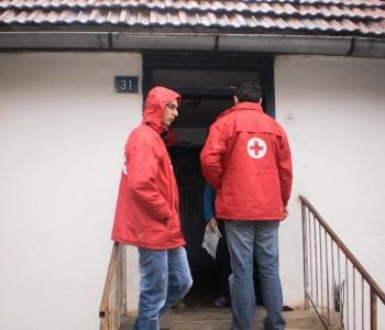 Obavijest o humanitarnoj akciji crvenog križa