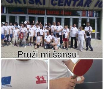 """UG RDPP """"DJECA NADE"""" donijeli brončane medalje sa Specijalne olimpijade u Crnoj Gori"""