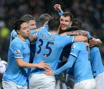 Man City napunio mrežu Ville, upisao se u povijest i stigao na bod od naslova