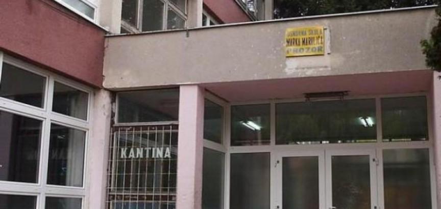 Obavijest  za roditelje djece koji pohađaju Osnovnu školu Marka Marulića u Prozoru