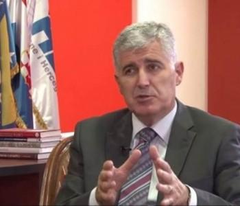 """Čović poslao poruku: """"Apsolutno nisam opterećen trećim entitetom""""!"""