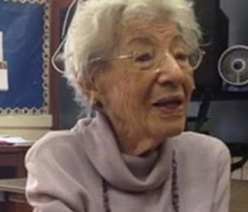 Proslavila 100. rođendan pa natrag na posao