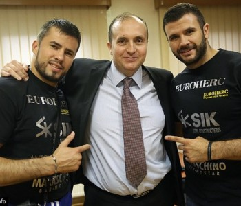 Damir Beljo i Boris Bošnjak u spektaklu na dubrovačkim zidinama!