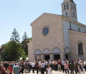 FOTO: Danas svečano proslavljen patron župe Prozor