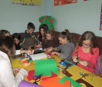 """Djeca nade: Realiziran mini projekt """"Širimo pozitivne poruke"""""""