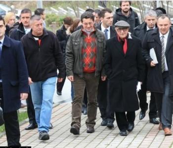Predsjednik Međunarodnog kaznenog suda za bivšu Jugoslaviju Theodor Meron posjetio Uzdol