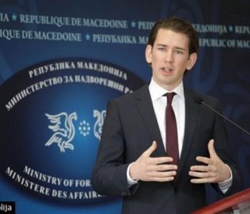Kurtz: Austrija želi brzi prijem Balkana u EU