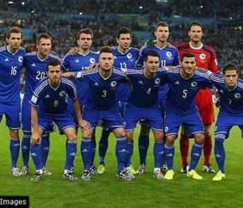 Reprezentacija BiH opet nazadovala, Hrvatska ostala 19.