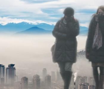 Velika zagađenost zraka u Sarajevu i Zenici: Šalom prekrijte usta i nos kada ste vani