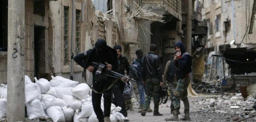Obama će odobriti uvježbavanje sirijskih pobunjenika
