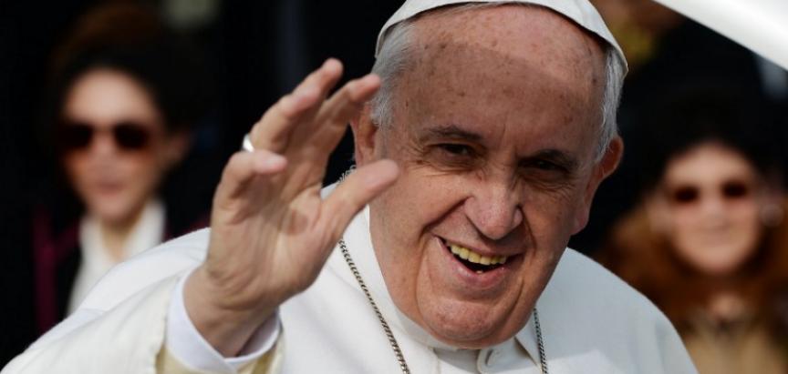 Papa iznenadio beskućnike u Sikstinskoj kapeli: 'Ovo je i vaš dom'