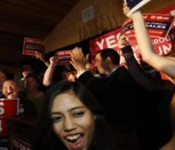 Demokratski kandidat umro, ali vodi na izborima