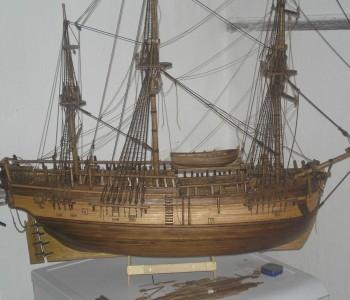 FOTO: Kolumbove lađe na Ustirami