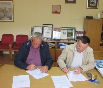 Potpisan Ugovor za asfaltiranje puteva u općini Prozor-Rama