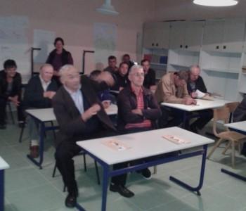 Održana sjednica Područnog odbora Orašac
