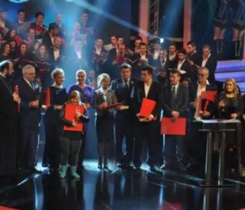 Večernjakov pečat: Husein Smajić osoba godine u BiH