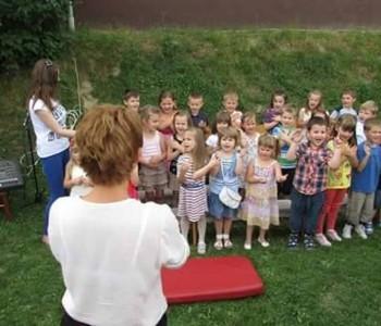 FOTO : Dječji vrtić Ciciban priredbom obilježio kraj pedagoške godine