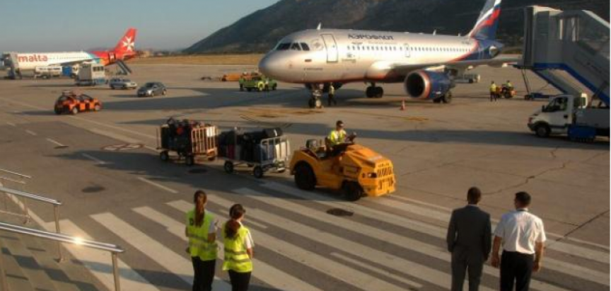 Zračna luka Dubrovnik ostvarila povijesni rekord