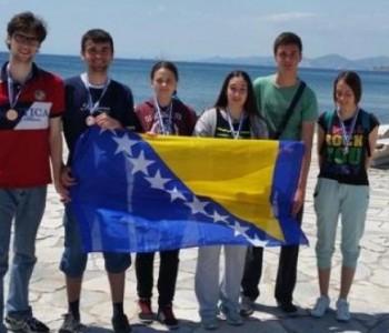 Franjo Šarčević i njegova skupina se s matematičke Balkanijade vratili s pet medalja