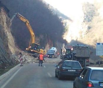 Upozorenje: U Poniru sporije odvijanje prometa