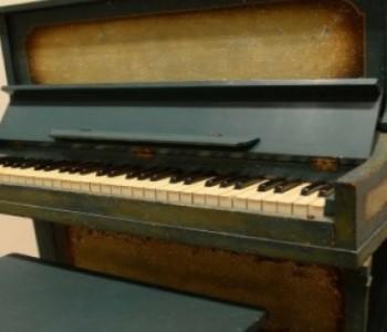 Prodaje se legendarni pianino iz Casablance