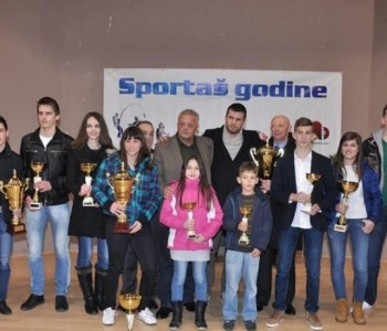 Ivan Križanac i Delfina Tadić sportaši godine