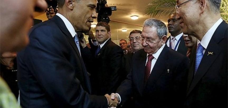 Castro: Ako se okonča embargo mogući su normalni odnosi sa SAD-om