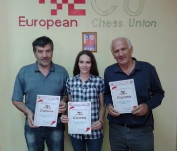 """Stanko Ćurčić pobjednik prvenstva ŠK """"RAMA"""" u standardnom šahu"""
