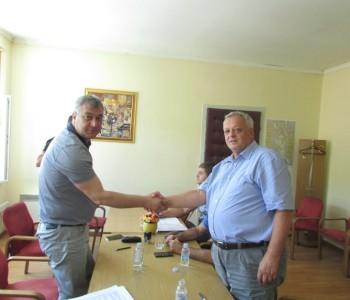 Potpisan Ugovor za nabavku i postavljanje javne rasvjete