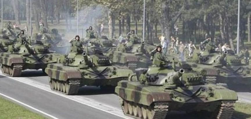 Beograd spreman za vojnu paradu i dolazak Putina