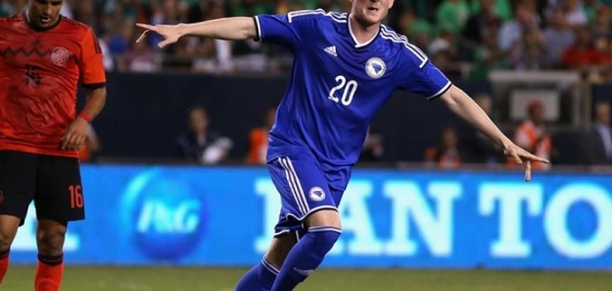 BiH i Sušić pokazali kako protiv Meksika: Hajrović nanio prvi poraz
