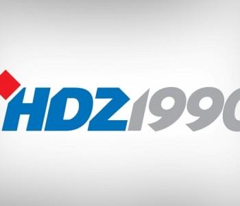 Najava sjednice Središnjeg odbora HDZ-a 1990