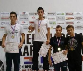 KK Empi : Zlato Ivanu Križancu
