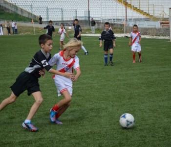 Hrvatski nogometni klub Rama poziva djecu na upis u Školu nogometa