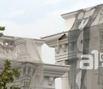 TERORISTIČKI NAPAD U SKOPJU? Dva projektila pogodila zgradu vlade!