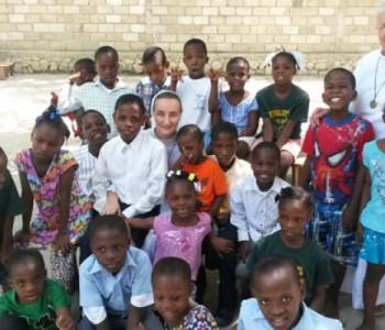 S. Ana Uložnik, Ramljanka u misiji na Haitiju: Zahvaljujem se svima na darovanim prilozima za Haiti