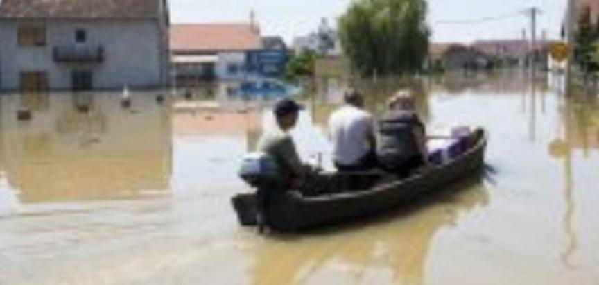 Nove poplave u BiH, najteže u zapadnoj Bosni