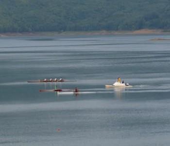 Na Ramskom jezeru održana 3. veslačka regata