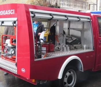 Prozor-Rama: Vatrogasci dobili novo vozilo