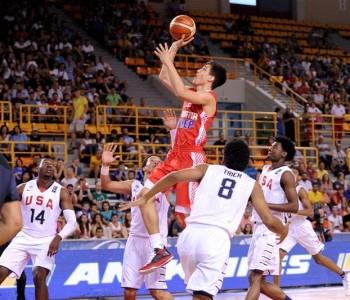 Svjetsko srebro mladih košarkaša