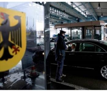 Njemačka uvela granične preglede