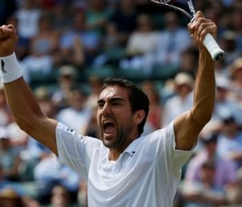Bravo Marine: Čilić u četvrtfinalu Wimbledona!